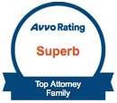 Avvo Rating Excellent Featured Attorney Family