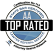 State Bar Certified Lawyer Referal Rervice